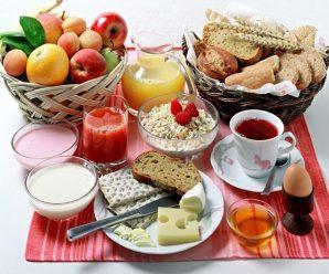 5 Alimentos Adecuados Para Desayunar
