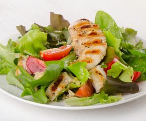 Cena saludable para cada día de la semana
