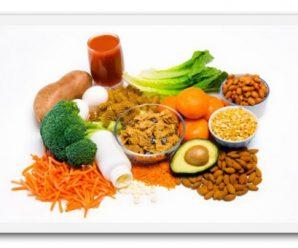 Nutrientes las funciones de cada uno