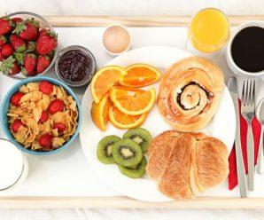 Como Desayunar Durante Una Dieta