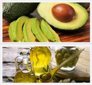 Alimentos con omega 9