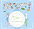 Menú saludable semanal