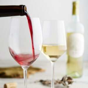 un buen vino